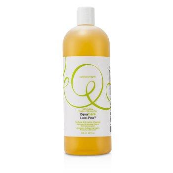 Deva DevaCare Low-Poo No-Fade Mild Lather Cleanser  946ml/32oz