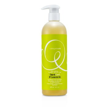 Deva DevaCurl B'Leave-In Curl Boost & Volumizer  473ml/16oz