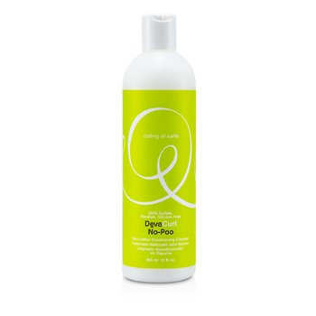 DevaDevaCurl No-Poo Zero Lather Conditioning Cleanser 355ml/12oz