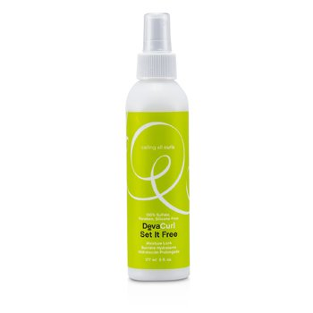 Deva DevaCurl Set It Free Moisture Lock  177ml/6oz
