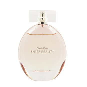Calvin Klein Sheer Beauty EDT Spray 100ml/3.3oz women