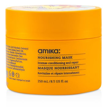 Nourishing Hair Mask (For All Hair Types) Amika Nourishing Hair Mask (For All Hair Types) 250ml/8.45oz