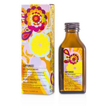 Amika Oil Treatment (For All Hair Types)  100ml/3.38oz