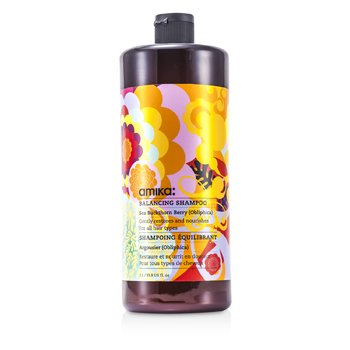 Balancing Shampoo (For All Hair Types) Amika Balancing Shampoo (For All Hair Types) 1000ml/33.81oz