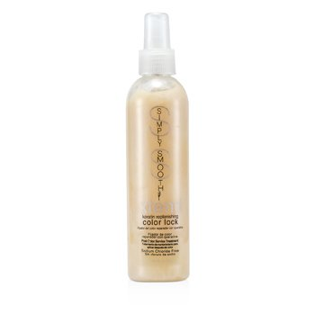 Simply SmoothXtend Keratin Replenishing Color Lock Post Color Service Treatment (Salon Size) 118ml/4oz