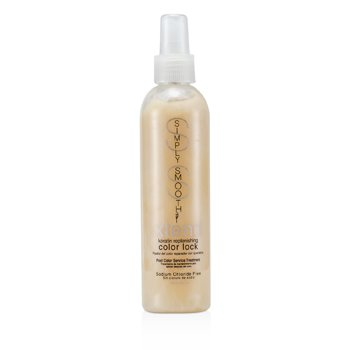Simply SmoothXtend Keratin Replenishing Color Lock Post Color Service Treatment (Salon Size) 250ml/8.5oz
