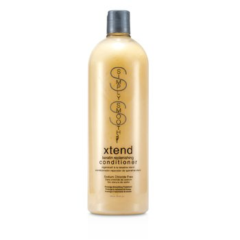Simply SmoothXtend Keratin Replenishing Conditioner 1000ml/33.8oz