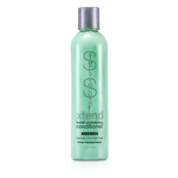 Simply SmoothXtend Keratin Replenishing Conditioner (Tropical) 250ml/8.5oz