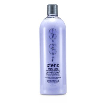 Simply SmoothXtend Color Lock Keratin Replenishing Conditioner 1000ml/33.8oz