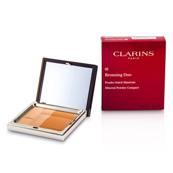 ClarinsBronzing Duo Mineral Powder Compact SPF 1510g/0.35oz