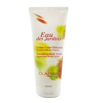 Clarins Eau Des Jardins Smoothing Body Cream 200ml/6.9oz