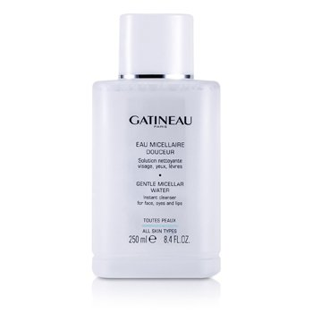 GatineauGentle Micellar Water (For Face, Eyes & Lips) 250ml/8.4oz