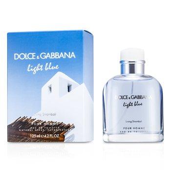 Dolce & GabbanaLight Blue Living In Stromboli Eau De Toilette Spray 125ml/4.2oz