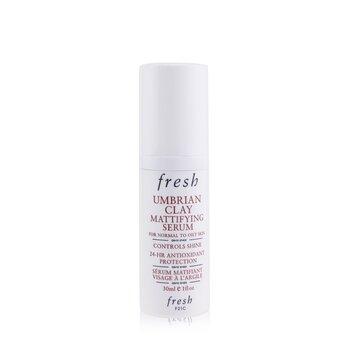 Fresh Umbrian Clay Mattifying Serum - Normal to Oily Skin  30ml/1oz