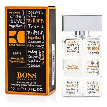Hugo BossOrange Charity Eau De Toilette Spray 40ml/1.3oz