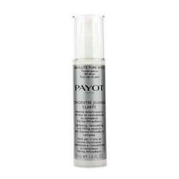 PayotAbsolute Pure White Concentre Jeunesse Clarte Lightening Remodelling And Lifting Essence (Salon Size) 50ml/1.6oz
