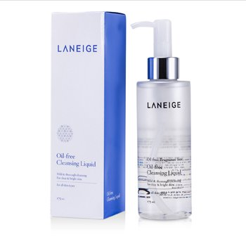 LaneigeOil Free Cleansing Liquid (All Skin Types) 175ml/5.9oz
