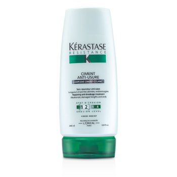 KerastaseResistance Ciment Anti-Usure Repairing Anti-Breakage Treatment (For Weakened, Damaged Lengths & Ends 200ml/6.8oz