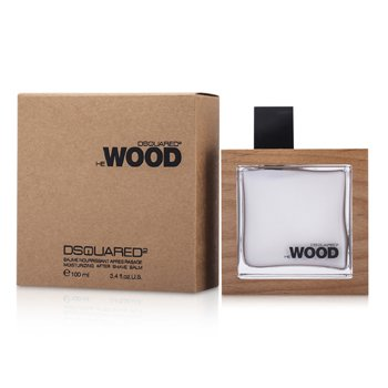 Dsquared2He Wood Moisturizing After Shave Balm Spray 100ml/3.4oz