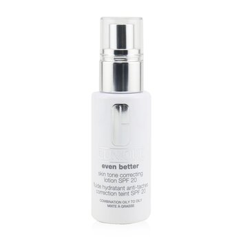 CliniqueEven Better Loci�n Correctora Tonificadora SPF 20 (Piel Mixta a Grasa) 50ml/1.7oz