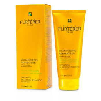 Rene FurtererSun Care Repairing After Sun Shampoo With Palm Butter 200ml/6.76oz