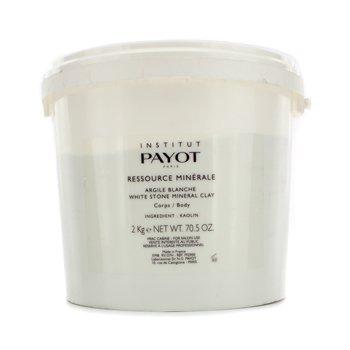 PayotRessource Minerale Argile Verte White Stone Mineral Clay (Packaging Slightly Damaged) 2kg/70.5oz