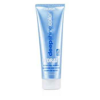 Rusk Deepshine Color Hydrate Champ� Hidratante Libre de Sulfatos  250ml/8.5oz