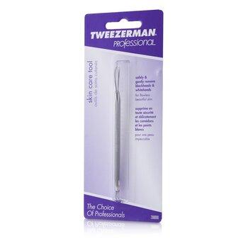 TweezermanProfessional Skin Care Tool Stainless Steel - Loops On Both Ends