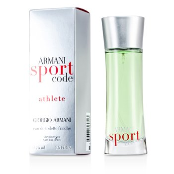 Giorgio Armani Armani Code Sport Athlete Eau De Toilette Spray 75ml/2.5oz