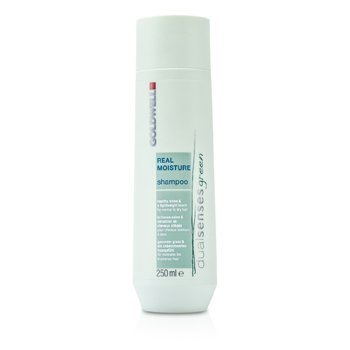 Goldwell Dual Senses Green Real Moisture Shampoo (For Normal To Dry Hair)  250ml/8.4oz