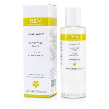 Ren Clarifying Toning Lotion For Combination to Oily Skin  150ml/5.1oz