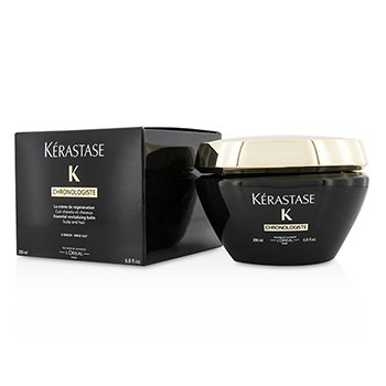 Kerastase Chronologiste Essential Revitalizing Balm – Scalp and Hair (Rinse Out) 200ml/6.8oz