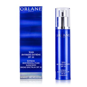 OrlaneExtreme Anti Wrinkle Care Sunscreen SPF 30 50ml 1.7oz
