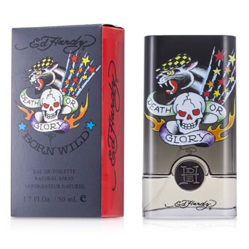 Christian Audigier Ed Hardy Born Wild Agua de Colonia Vap.  50ml/1.7oz