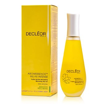 Decleor�leo seco Aromessence Relax Intense Relaxing Dry Oil 100ml/3.3oz