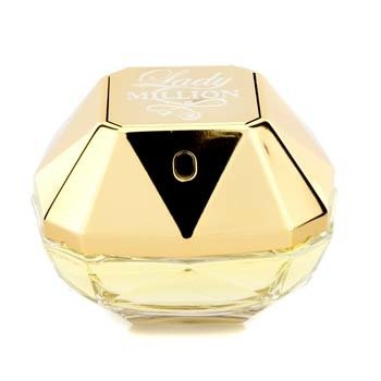 Paco Rabanne Lady Million Eau De Toilette Spray  50ml/1.7oz