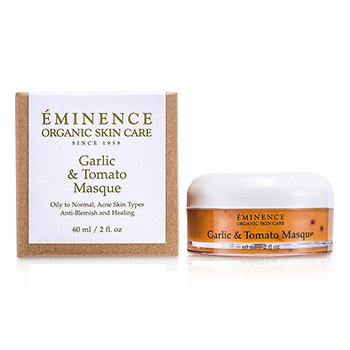 Eminence Garlic & Tomato Masque (Oily/Normal, Acne Skin)  60ml/2oz