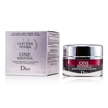 Christian DiorCapture Totale One Essential Ultra-Detox Treatment Mask 50ml/1.8oz