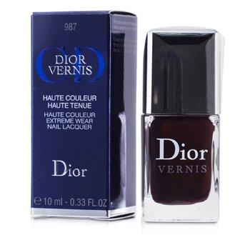Christian DiorDior Vernis Haute Couleur Extreme Wear Nail Lacquer10ml/0.33oz