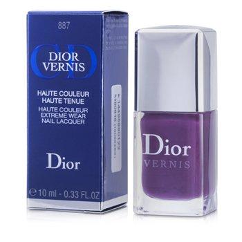 Christian DiorDior Vernis Haute Couleur Extreme Wear Nail Lacquer - # 887 Purple Mix 10ml/0.33oz