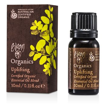 Bloom Organics Essential Oil Blend - Uplifting 10ml/0.33oz