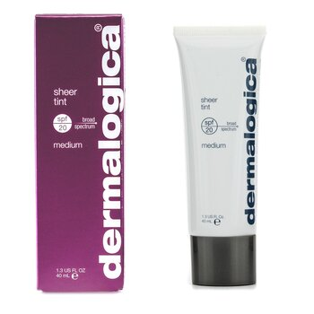 DermalogicaTinte Hidratante  SPF20 (Medium) 40ml/1.3oz