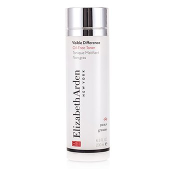 Elizabeth ArdenVisible Difference T�nico Libre Aceites (Piel Grasa) 200ml/6.8oz