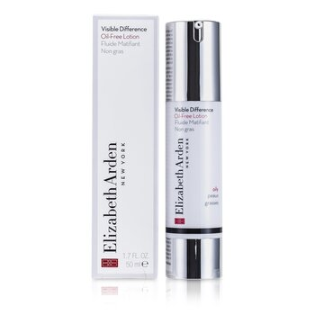 Elizabeth Arden Visible Difference Loci�n Libre de Aceite (Piel grasa)  50ml/1.7oz