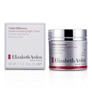 Elizabeth ArdenCreme Noturno Visible Difference Gentle Hydrating Night Cream (Pele Seca) 50ml/1.7oz