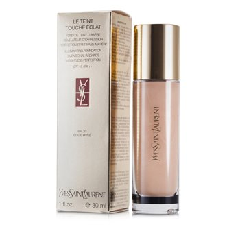 Yves Saint Laurent Le Teint Touche Eclat Illuminating Foundation SPF 19 - # BR30 Beige Rose 30ml/1oz