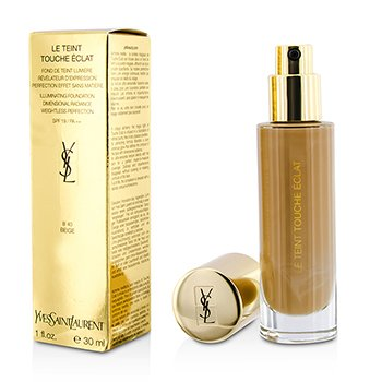 Yves Saint Laurent Le Teint Touche Eclat Illuminating Foundation SPF 19 - # B40 Beige  30ml/1oz