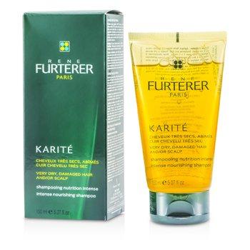 Rene FurtererKarite Intense Nourishing Shampoo (For Very Dry, Damaged Hair and/or Scalp) 150ml/5.07oz