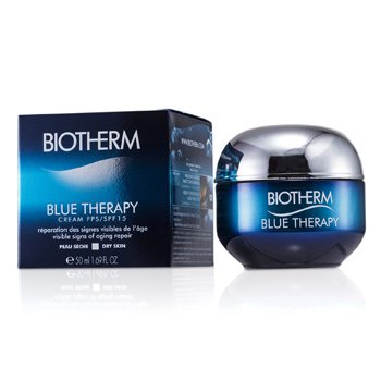BiothermBlue Therapy Cream SPF 15 (Dry Skin) 50ml/1.69oz