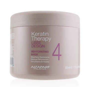 AlfaParf Lisse Design Keratin Therapy Mascarilla Hidratante (Tama�o Sal�n)  500ml/17.63oz